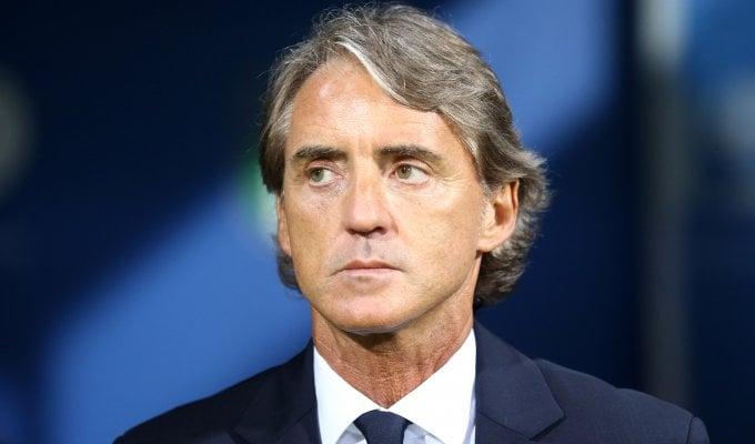 """Nazionale, Mancini: ''Problema centravanti non esiste, obiettivo è dare mentalità vincente"""""""