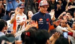 MotoGp, in Giappone primo match ball per Marquez: ''Concentrazione e calma''