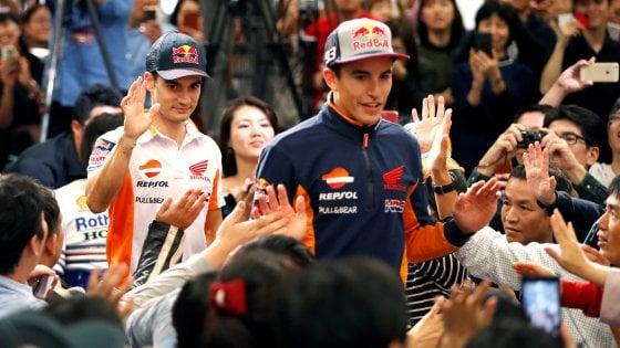 MotoGp, Motegi: Dovizioso, che pole! Marquez sesto e Rossi nono
