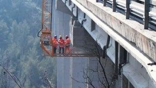 """Toninelli: """"Alcuni piloni dei viadotti abruzzesi di A24 e A25 sono in condizioni allarmanti"""""""
