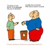 Un decalogo contro gli sprechi alimentari: 8,5 milioni di euro l'anno gettati dalle...