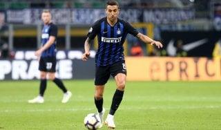 Inter, allarme Vecino: infortunio in nazionale, derby a rischio
