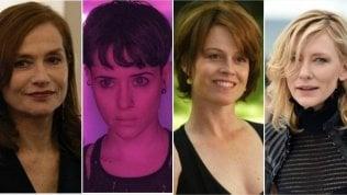 Blanchett, Weaver, Huppert e Foy, le star alla Festa di Roma