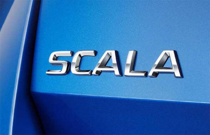 Si chiamerà Scala la nuova compatta della Škoda
