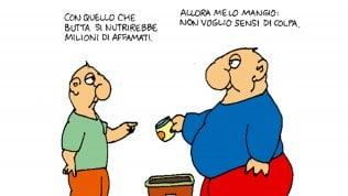Alimentazione, l'allarme dell'Onu: guerre e clima affamano il mondoIn Italia ogni anno si spreca cibo per 8,5 milioni: come evitarlo
