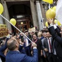 """Vitalizi, via libera del taglio al Senato. Festa dei 5 Stelle. Di Maio: """"Ora tocca alle..."""