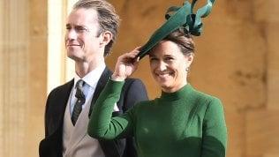 Kate è zia: Pippa Middleton ha dato alla luce il primo figlio