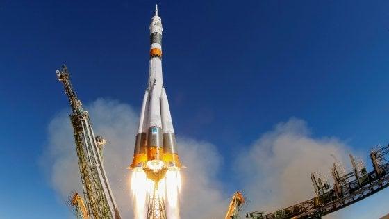 """""""La prossima missione della Soyuz sulla Iss partirà a novembre"""""""