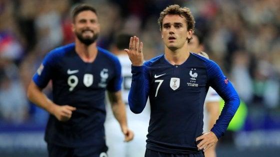 La Francia rimonta la Germania 2-1: tedeschi a un passo dalla retrocessione