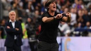 Griezmann mette nei guai la Germania: la Francia vince 2-1. Tedeschi a rischio retrocessione
