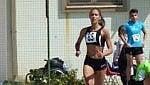 Nell'atletica argento e record per Dalia Kaddari nei 200