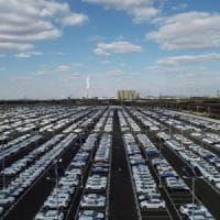 Auto, settembre nero in Europa: -23,4% per le vendite