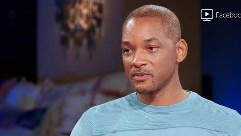 """La crisi coniugale di Will Smith""""Mia moglie pianse per 45 giorni"""""""