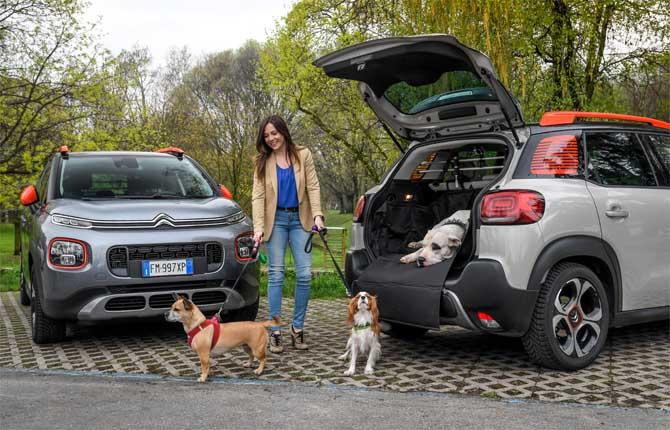 """Citroën, ecco il """"Pet à Porter"""""""