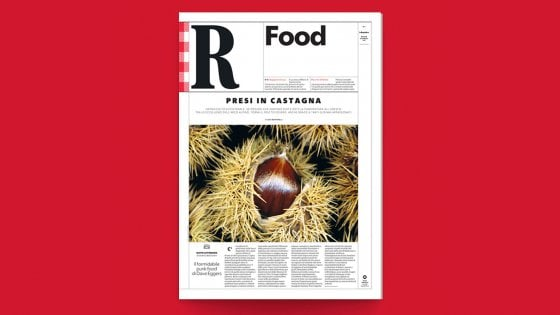 Rfood, presi in castagna