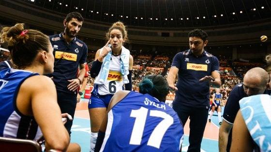 Volley, Mondiali&#x3b; Mazzanti: ''Conosciamo la Cina, è una grande opportunità''