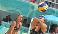 Arriva l'argento per il beach volley femminile   video