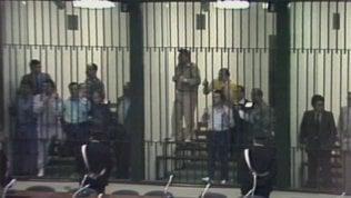 'Maxi', il docufilm nell'aula bunker sul processo a Cosa Nostra · foto