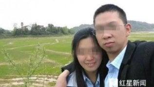 Cina, si finge morto per ottenere i soldi dell'assicurazione. La moglie si suicida in uno stagno insieme ai figli