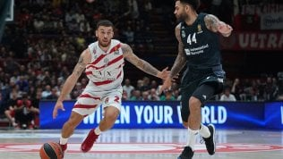 Basket, Eurolega: Milano assapora l'impresa, ma vince il Real dei campioni