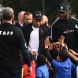 """Mbappé, ritorno nella banlieu  """"Un giorno voi come me"""""""