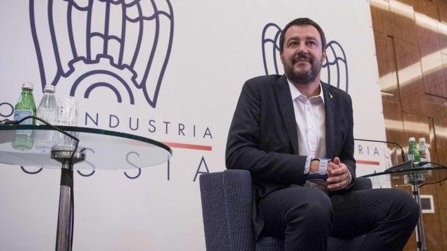 Ue, Salvini:
