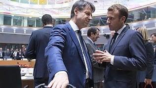 """Ue, Conte a Bruxelles: """"Non c'è margine per cambiare la manovra"""""""