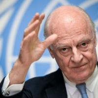 Staffan de Mistura si dimette da inviato speciale Onu per la Siria