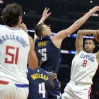 Basket, Nba: Belinelli e Gallinari in doppia cifra, cadono Houston e Cleveland