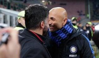 Milano si prepara per il derby dei due mondi