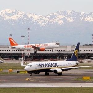 Bagagli a mano a pagamento, Antitrust indaga su Ryanair