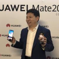 Huawei, Richard Yu: