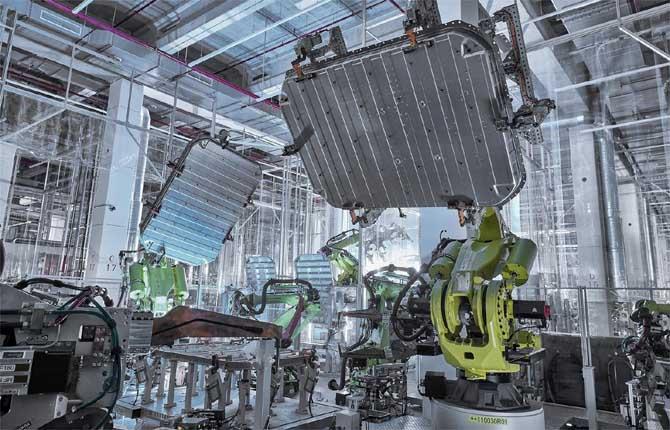 Audi e-tron, l'elettrica sempre più sostenibile
