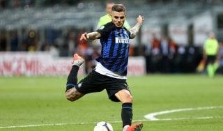 "Inter, Icardi: ""Potevo andar via, ma ho scelto di restare"""