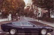 Lamborghini celebra i 50 anni dell'Espada a Londra al Royal Automobile Club e sulla mitica Abbey Road