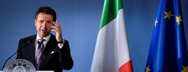 """Durissima lettera della Ue all'Italia: """"Manovra, deviazione grave senza precedenti""""pdf"""