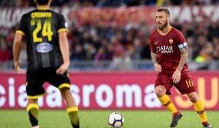 """De Rossi: """"Il mio ritiro? Se la Roma ha fatto a meno di Totti..."""""""