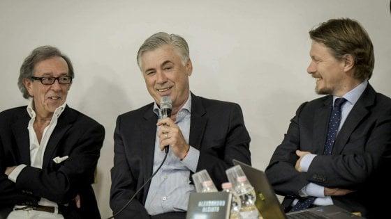 Ancelotti si gode la crescita azzurra