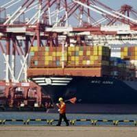 Cina, il Pil delude e cresce solo del 6,5%, Pesano i dazi Usa