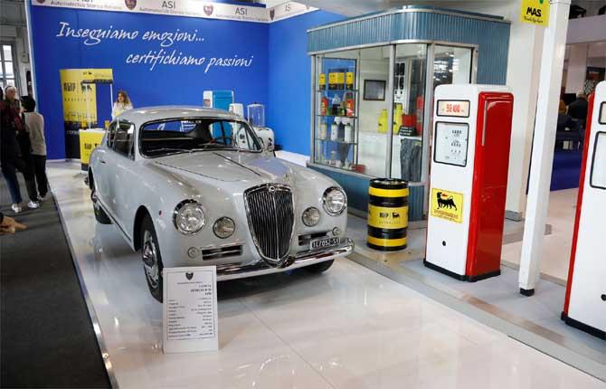 Auto e Moto d'Epoca, il salone dei sogni
