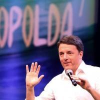 Leopolda al via, Renzi punta sui civici. E apre alle forze liberali