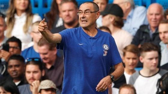 Speciali ma diversi, la prima volta di Sarri contro Mourinho