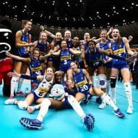 Volley, Mondiali femminili: Italia in finale per l'oro, Cina ko al tie break
