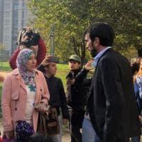 """'Blitz' di Martina a Lodi per la mensa: """"Una vergogna discriminare i bambini"""""""
