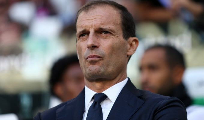 Juventus, Allegri: ''Il dopo sosta è pericoloso. Ronaldo è sereno, Piatek una sorpresa''