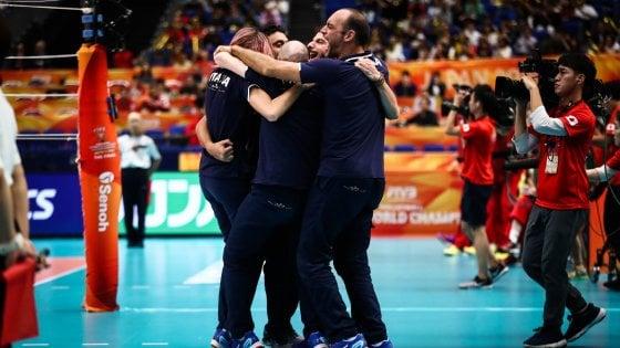 Volley femminile, Mondiali; Mazzanti: ''Brave a non mollare, ora ricarichiamo le pile''