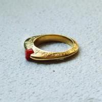 L'anello di Angelica per dire 'No' alla violenza sulle donne
