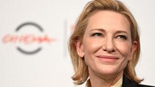 """Cate Blanchett: """"La magia è anche nella vita reale"""""""