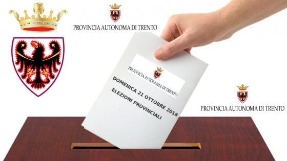 Urne chiuse in Trentino Alto Adige: affluenza a Trento al 64%, a Bolzano al 73,9%