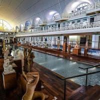 Roubaix museo sulla piscina. Riapre nel nord della Francia il gioiello Art